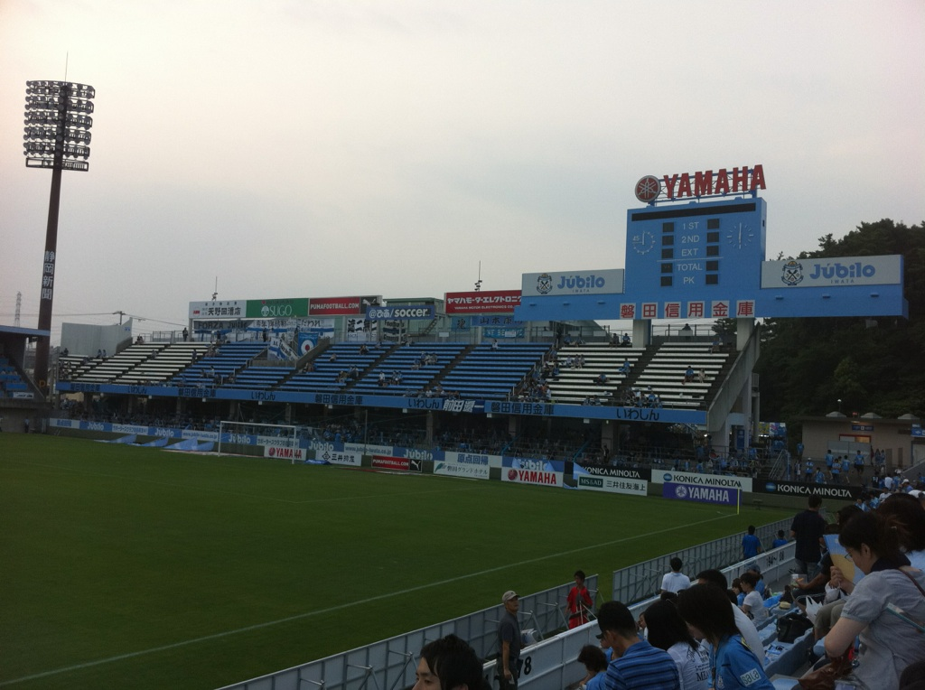 J19節 ジュビロ磐田vsヴィッセル神戸