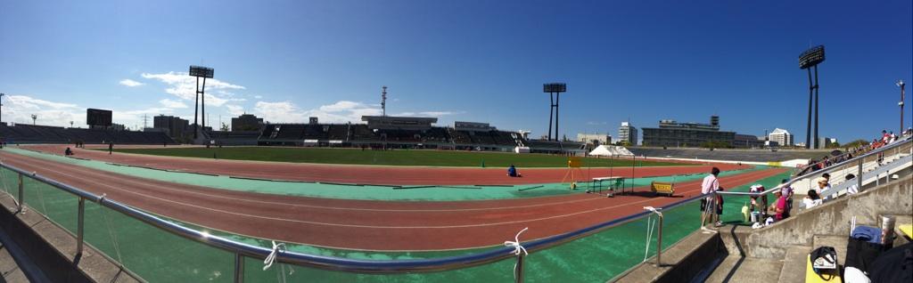 新潟陸上競技場