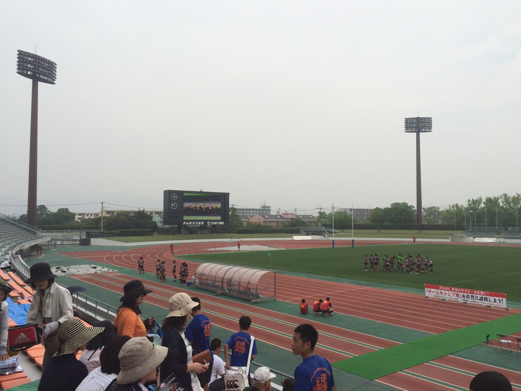 佐賀総合運動場陸上競技場